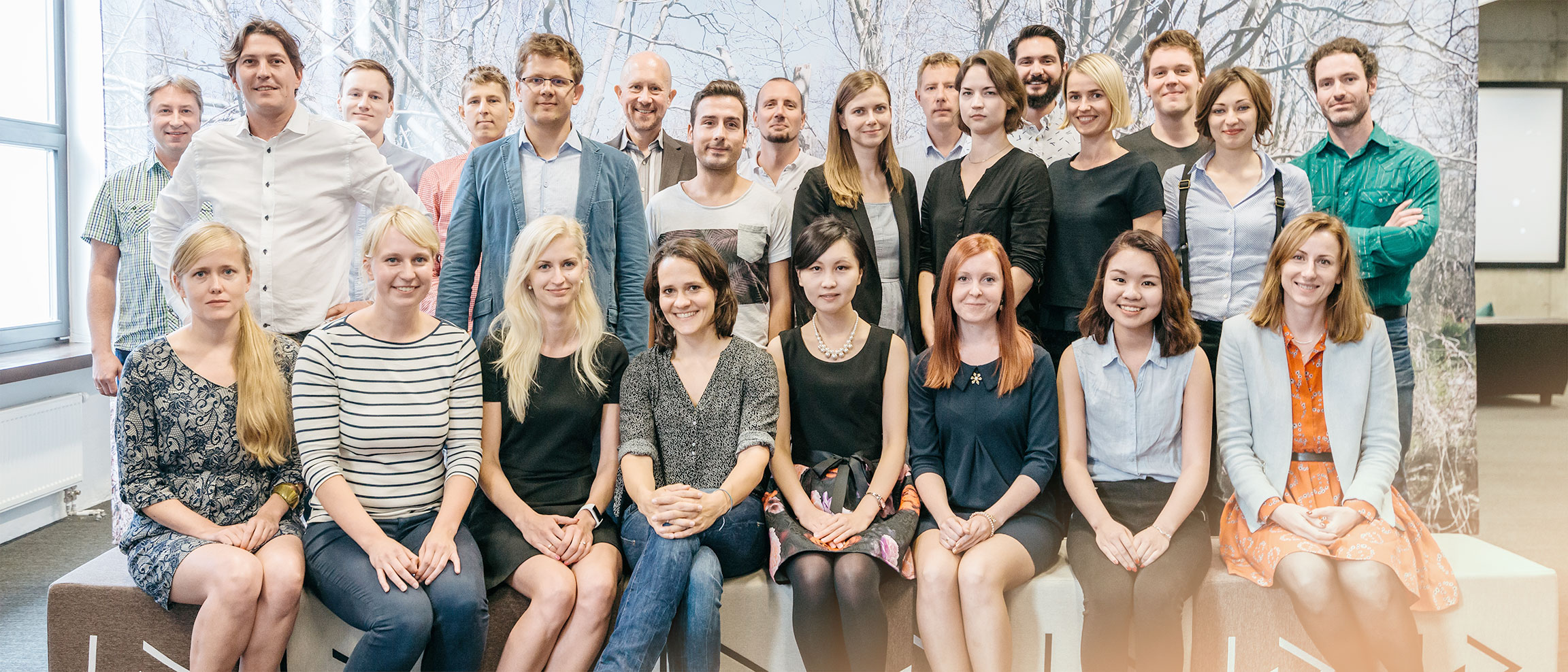 Lingvist team photo