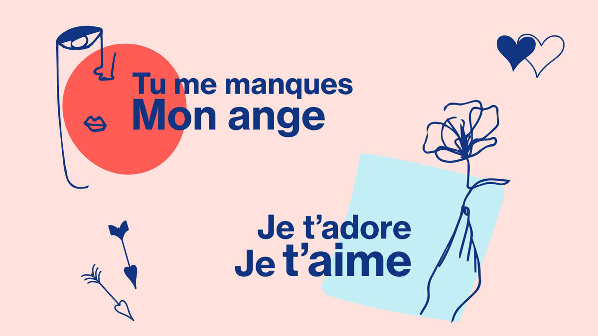 I Love You In French And Other Romantic Phrases Lingvist